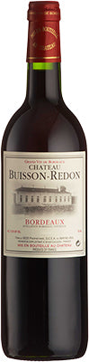 Buisson Redon Bordeaux Rouge 2016
