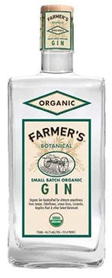 Farmers Small Batch Organic Gin
