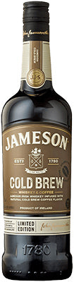 Jameson Cold Brew Whiskey & Coffee
