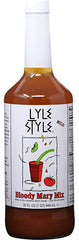 Lyle Style Mild Bloody Mary Mixer