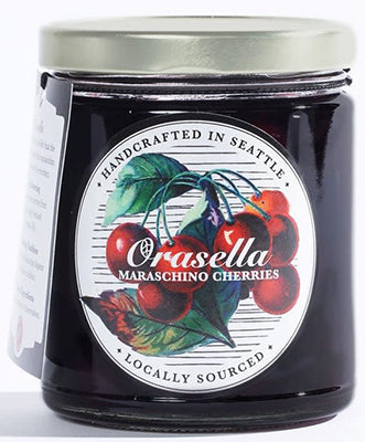 Orasella Maraschino Cherries 9.63oz