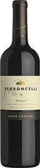 Pedroncelli Bench Vineyards Merlot 2017