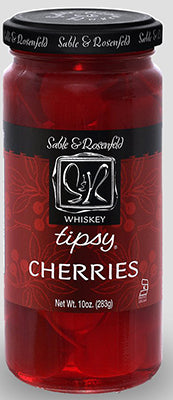 Sable & Rosenfeld Tipsy Cherries 10oz