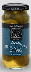 Sable & Rosenfeld Tipsy Blue Cheese Olives 5oz