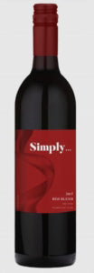 Simply... Red Blend 2017