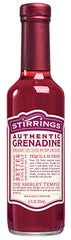 Stirrings Authentic Grenadine 12oz