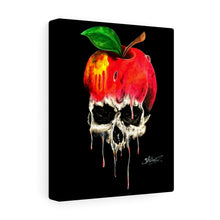 Load image into Gallery viewer, Poison Apple Canvas Wrap