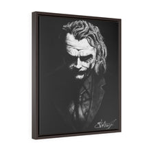 Load image into Gallery viewer, Joker Portrait Wrap Canvas