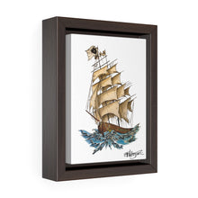 Load image into Gallery viewer, Pirate Ship Wrap Canvas