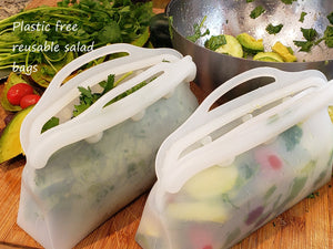 2 Salad Bags Bundle