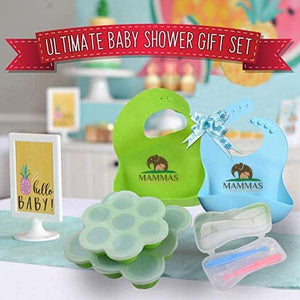 6 Piece Baby Feeding Set