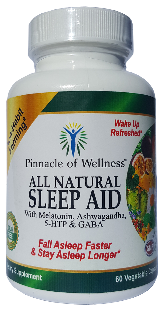 New Product Launch --- All Natural Sleep Aid