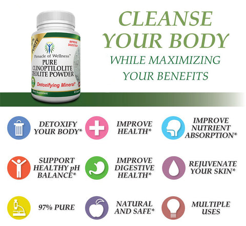 Cleanse your body while maximizing your benefits.