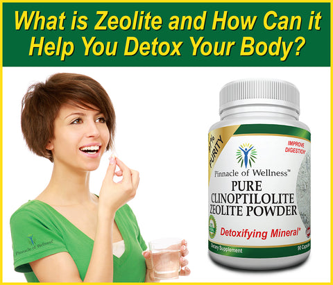 What is Zeolite and how can it help you Detox your Body?
