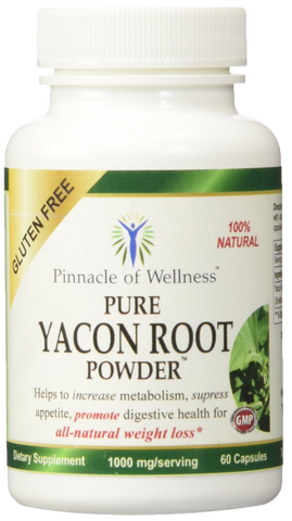 Pure Yacon Root Powder FREE SHIPPING