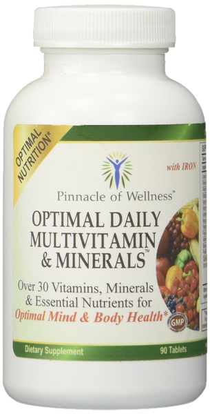Optimal Daily Multivitamin & Minerals FREE SHIPPING