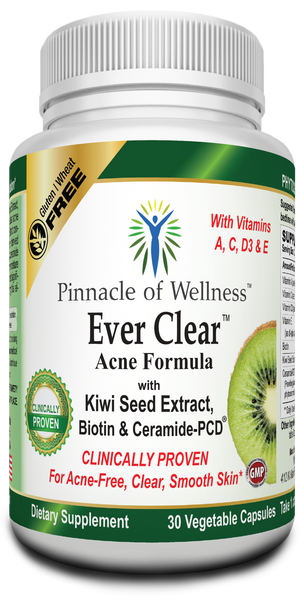 Ever Clear Acne Formula with Kiwi Seed Extract & Ceramide-PCD