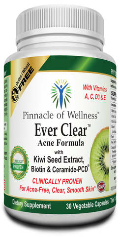 Ever Clear Acne Formula with Kiwi Seed Extract & Ceramide-PCD FREE SHIPPING