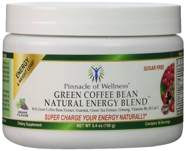 Green Coffee Bean Natural Energy Blend FREE SHIPPING