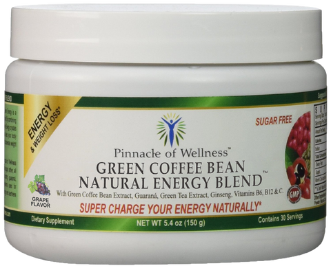 Green Coffee Bean Natural Energy Blend