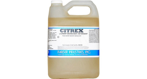 CITREX Pariser Laundry Detergent 4/1 Gallon