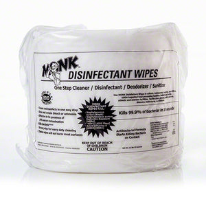 Monk Disinfectant Wipes