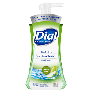 Dial Complete Antibacterial Foaming Hand Wash (7.5 Ounce)