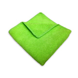 Green Microfiber Cleaning Cloth 16X16