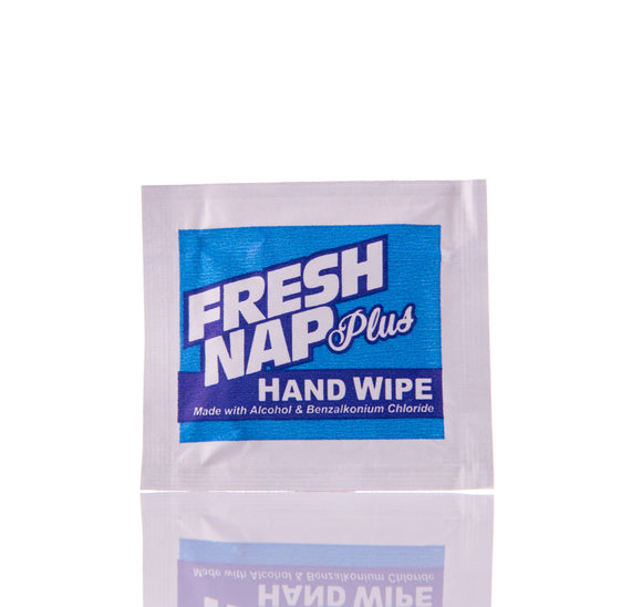 Hand and Surface Sanitizing Wipes