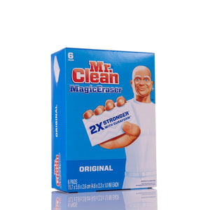 Mr. Clean Magic Erasers (6 Pack)