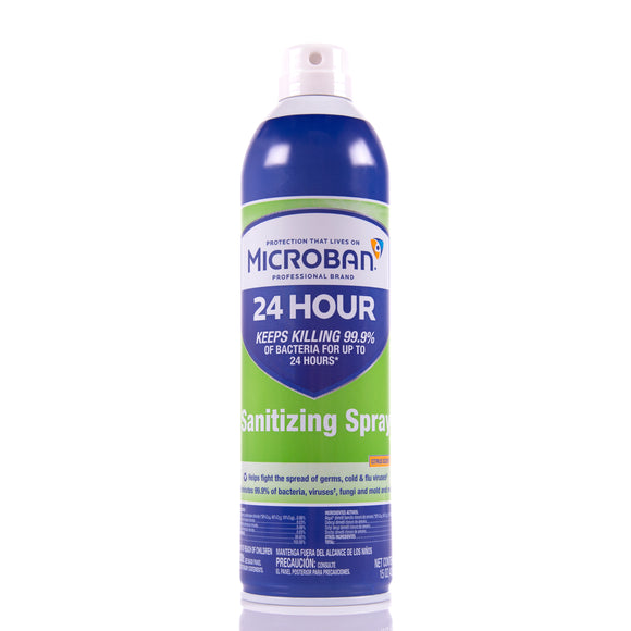 MicroBan 24 Sanitizing Spray