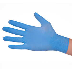 Nitrile Gloves - Powder-Free - 100 Gloves Per Box