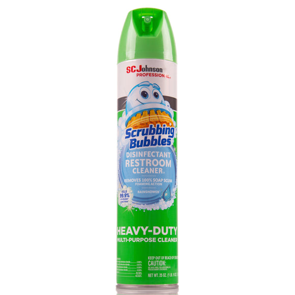 Scrubbing Bubbles Restroom Disinfectant & Cleaner