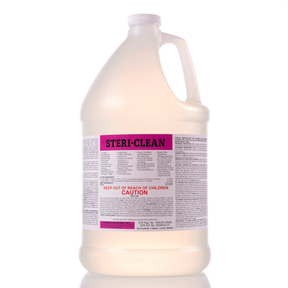 Steri-Clean Liquid Disinfectant