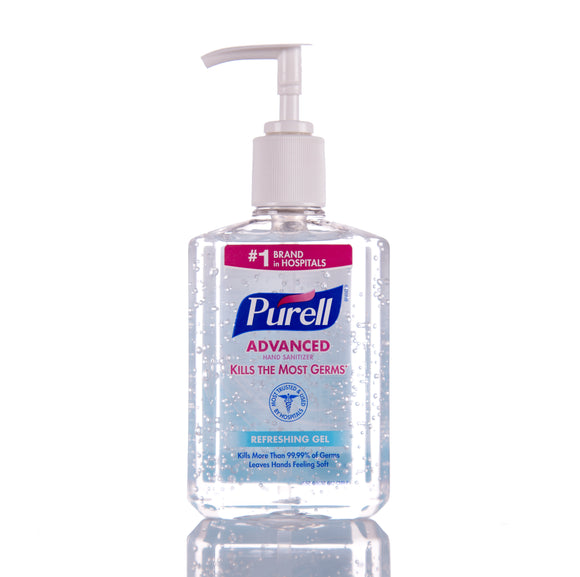 Purell 12 oz. Gel Hand Sanitizer