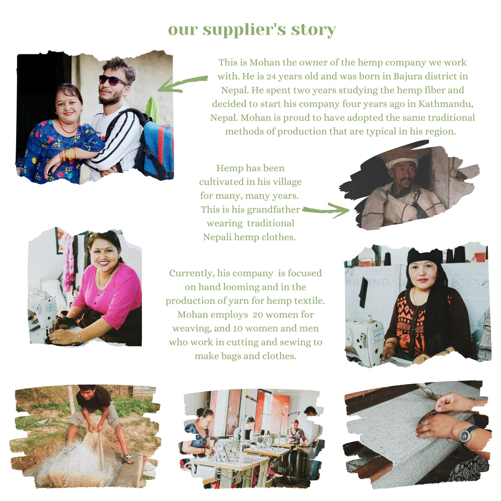 suppliers story