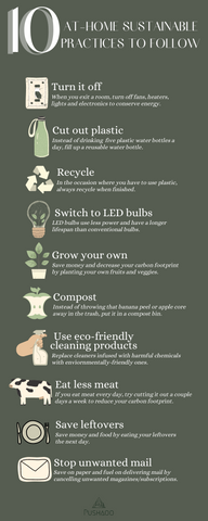 10 ways to become more sustainable, what to do to stop climate change, ecofriendly advice