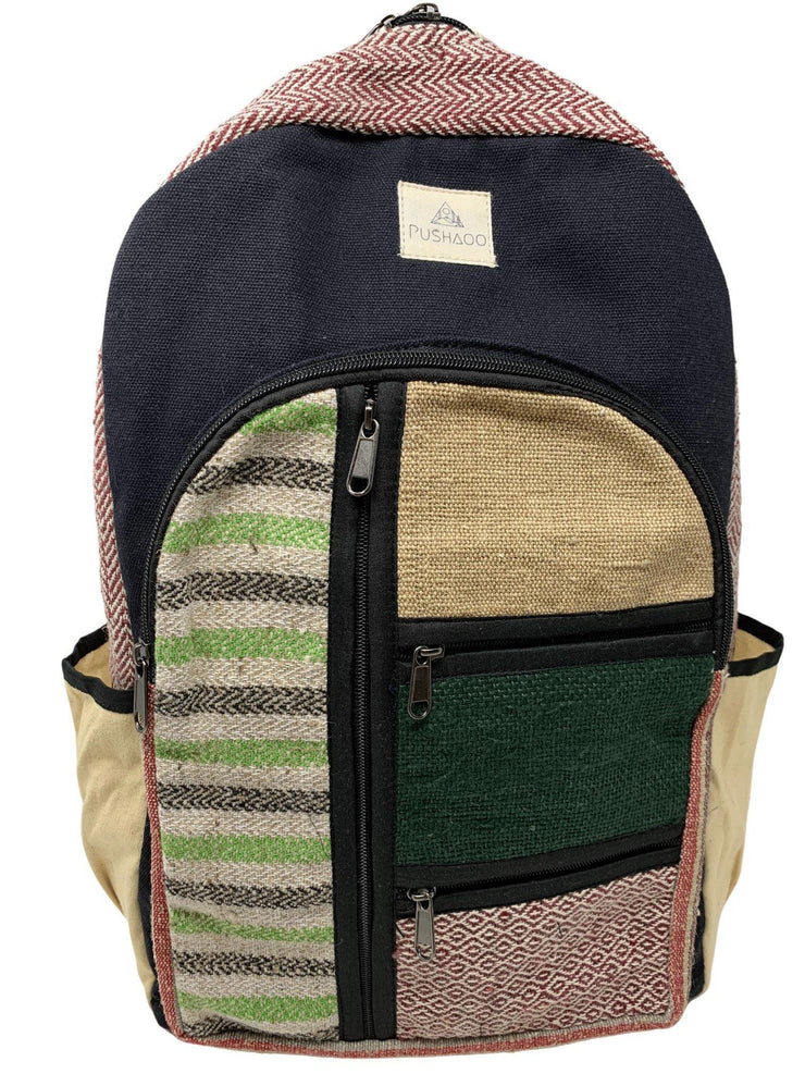Pushaoo bag Noor Hemp  Sustainable Clothes