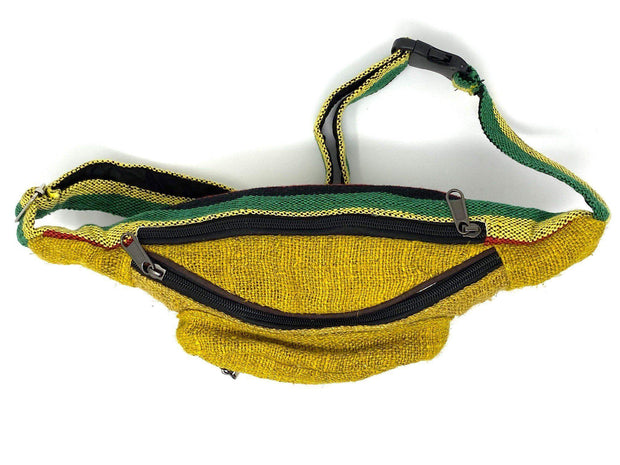 Pushaoo fanny pack Bodhi Hemp  Sustainable Clothes
