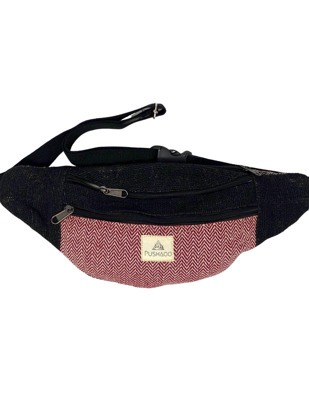Pushaoo fanny pack Kimia Hemp  Sustainable Clothes