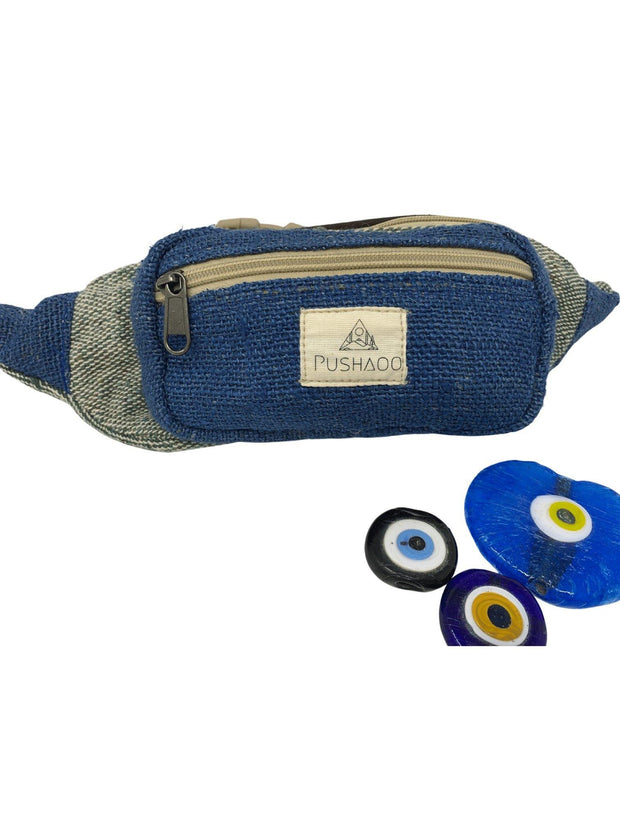 Pushaoo fanny pack Lulu Hemp  Sustainable Clothes