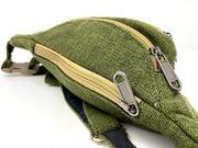 Pushaoo fanny pack Natura Hemp  Sustainable Clothes