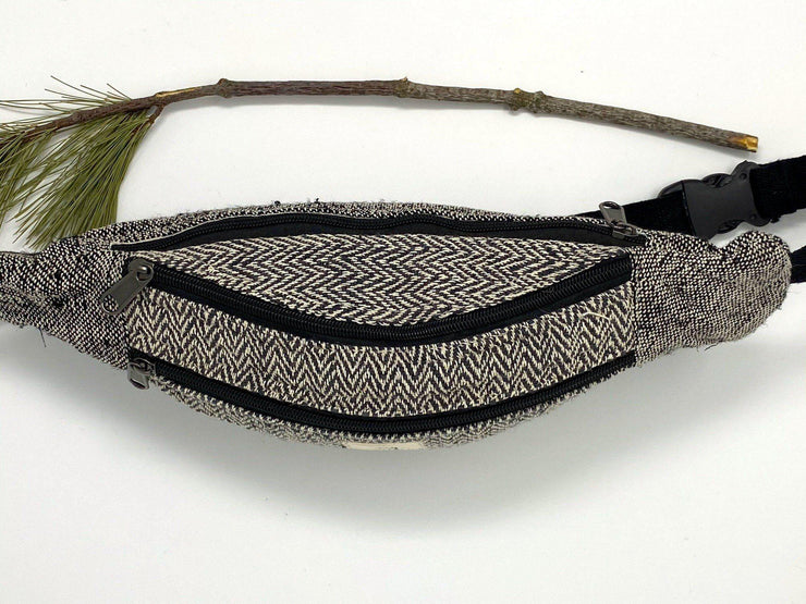 Pushaoo fanny pack Rayah Hemp  Sustainable Clothes