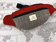 Pushaoo fanny pack Thalia Hemp  Sustainable Clothes