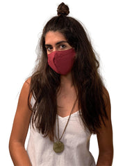 Pushaoo mask Hemp Mask Hemp  Sustainable Clothes
