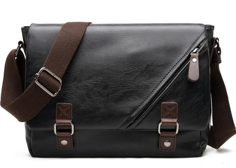 Messenger Bag Briefcase Style
