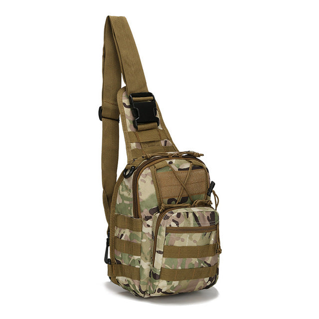 Outdoor Backpack - Hiking Shoulder Bag
