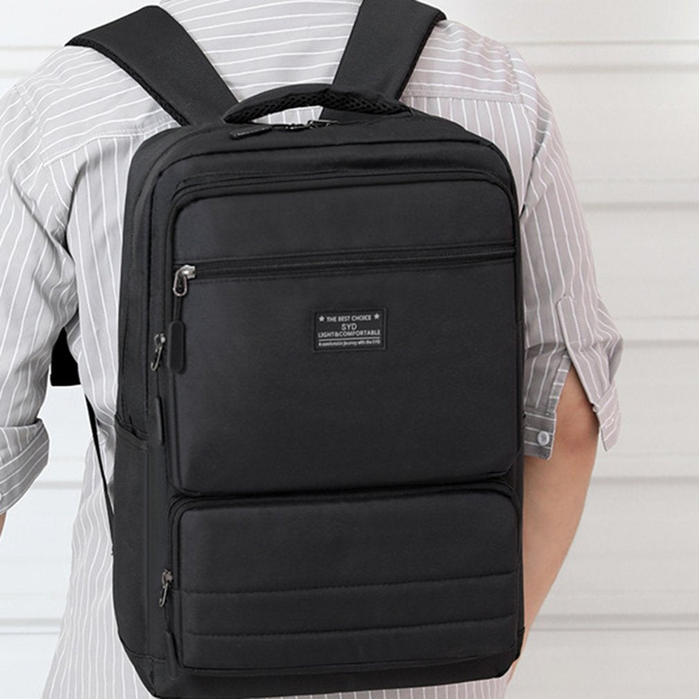Commuter Backpack Large Capacity and Anti-theft