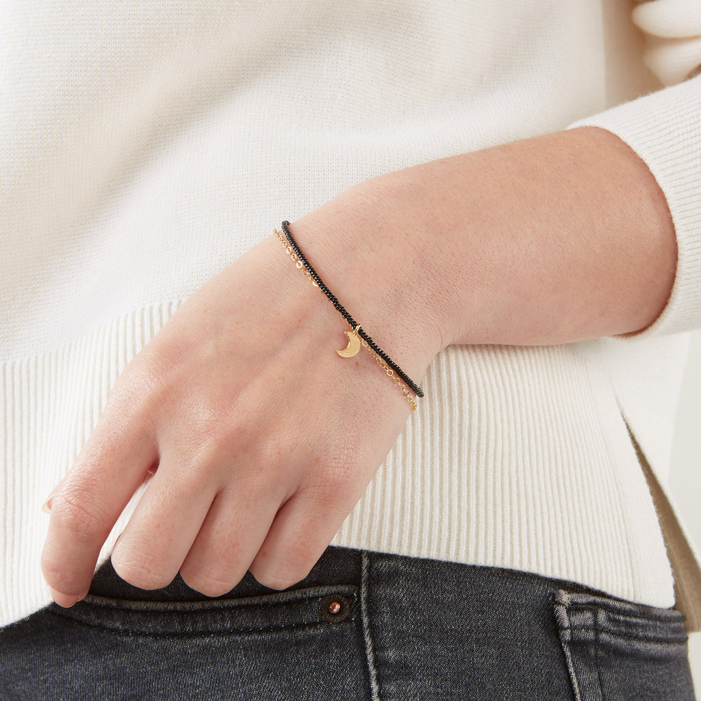 Layered Bracelet - Gold Plated