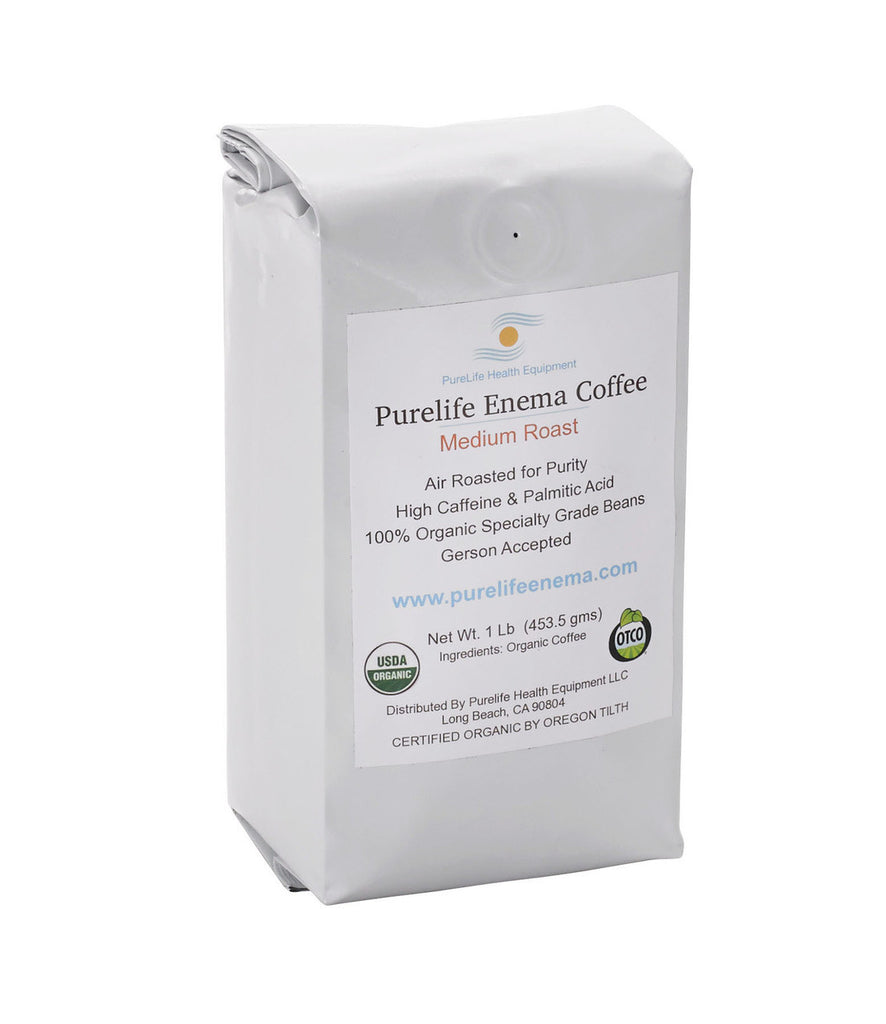 Enema Coffee, 1 lb., Medium Roast